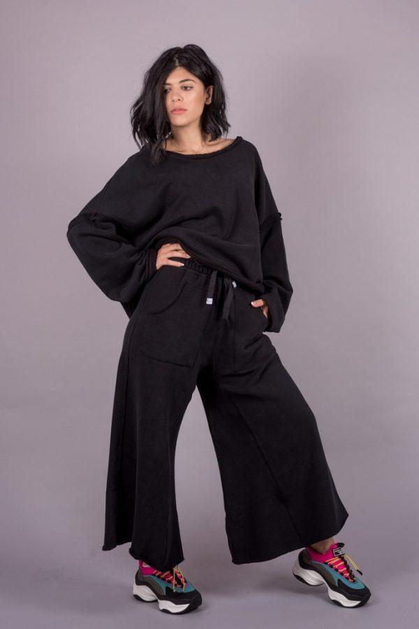 Γυναικεία Ρούχα FourMinds Παντελόνι Crop