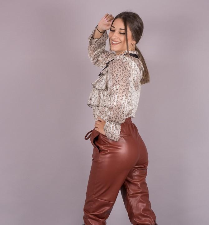 Γυναικεία Ρούχα My Tiffany Πουκάμισο Φλοράλ