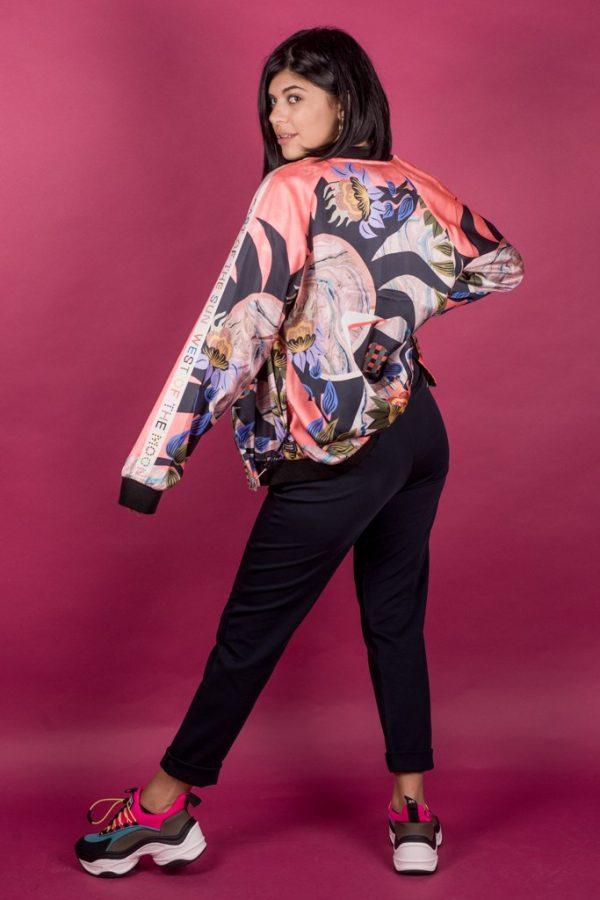 Γυναικεία Ρούχα Scotch & Soda Bomber Double Face