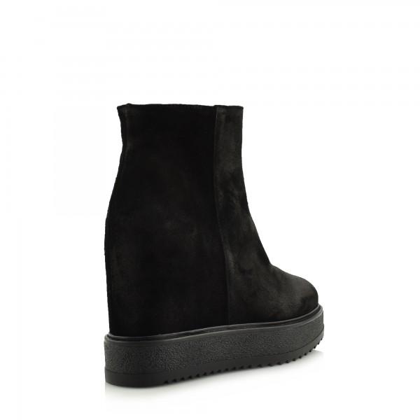 Μπότες - Μποτάκια Aris Tsoubos Platform Boots 20453