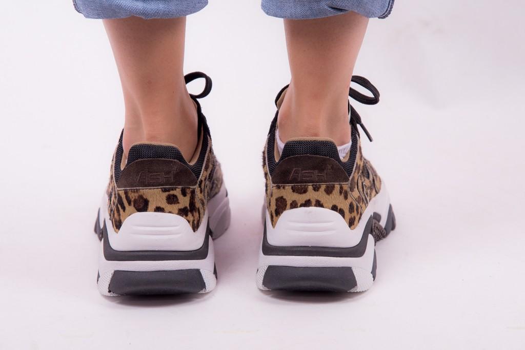 Αθλητικά - Sneakers Ash Addict ter Combo Sneakers leopar