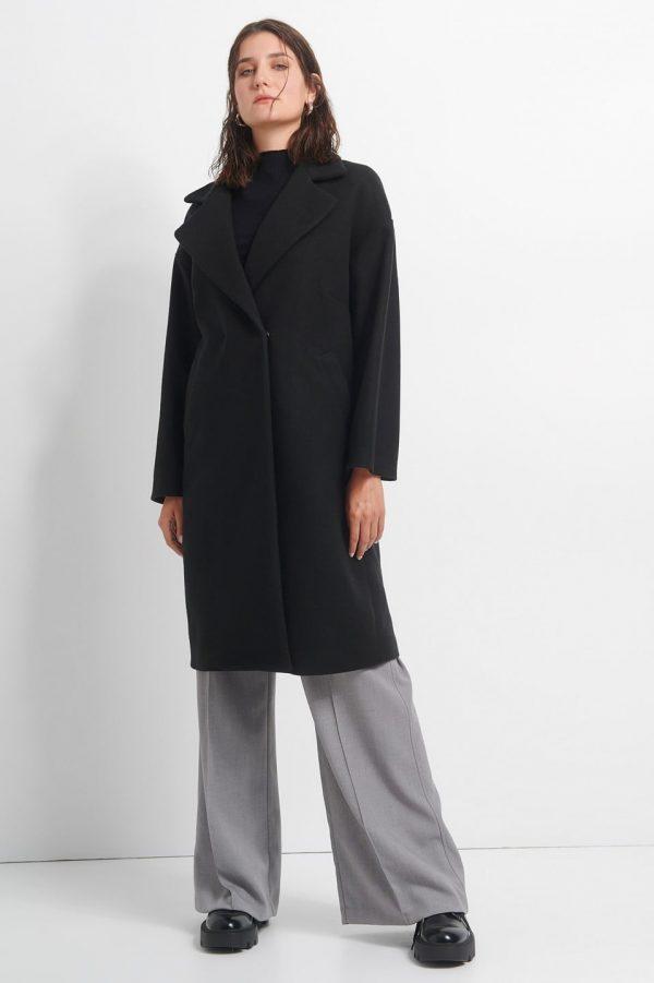 Γυναικεία Ρούχα BLACK&BLACK ΠΑΛΤΟ