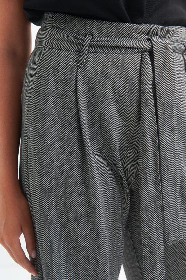 Γυναικεία Ρούχα BLACK&BLACK ΠΑΝΤΕΛΟΝΙ W21B6077