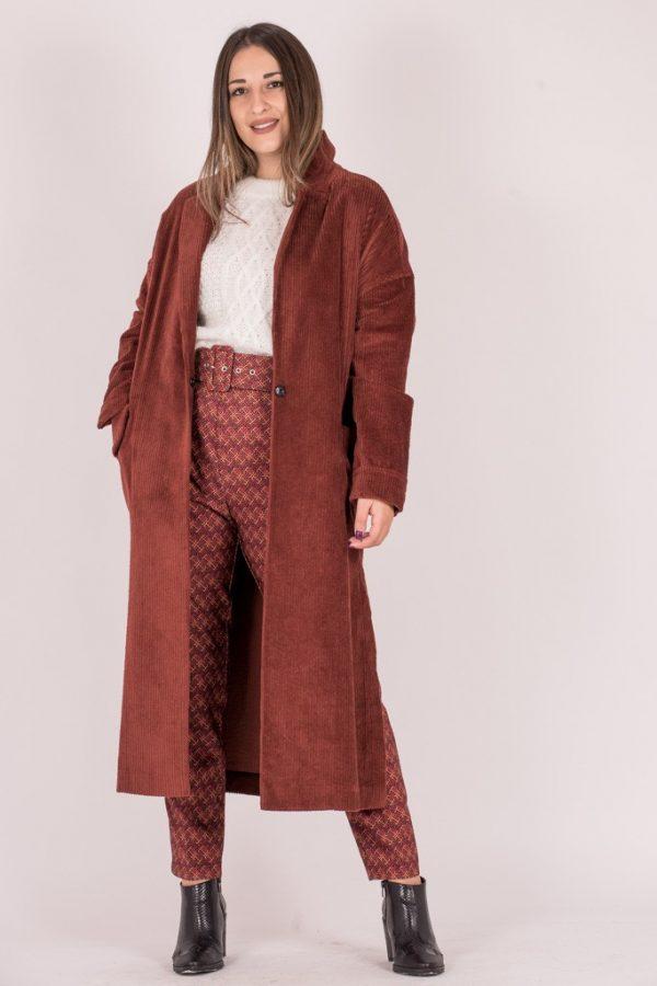 Γυναικεία Ρούχα Black&Black Trench Coat