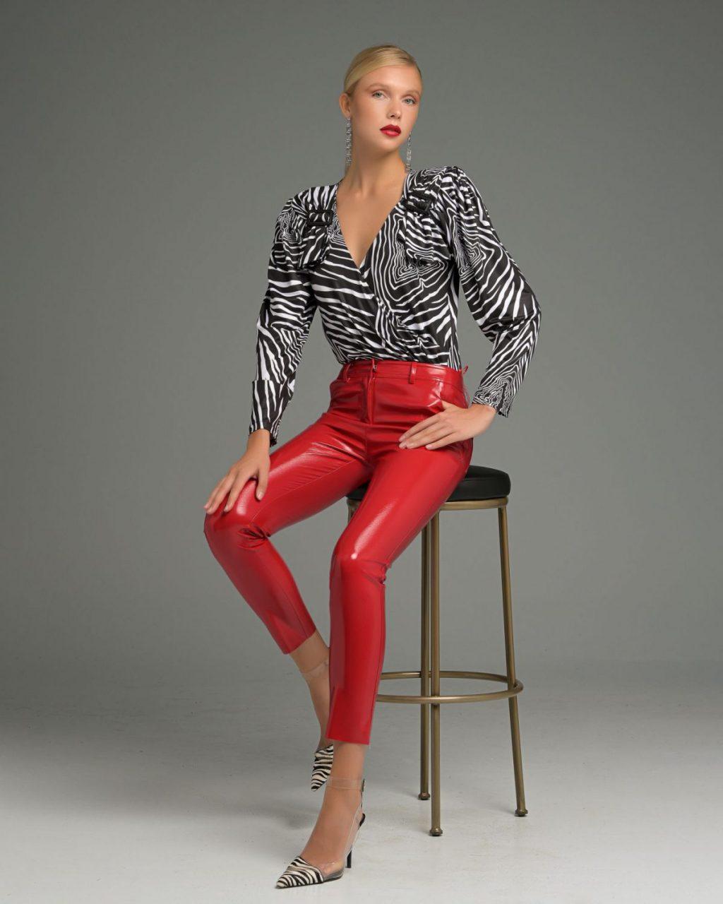 Γυναικεία Ρούχα CMANOLO ZEBRA ΚΡΟΥΑΖΕ MZ21332