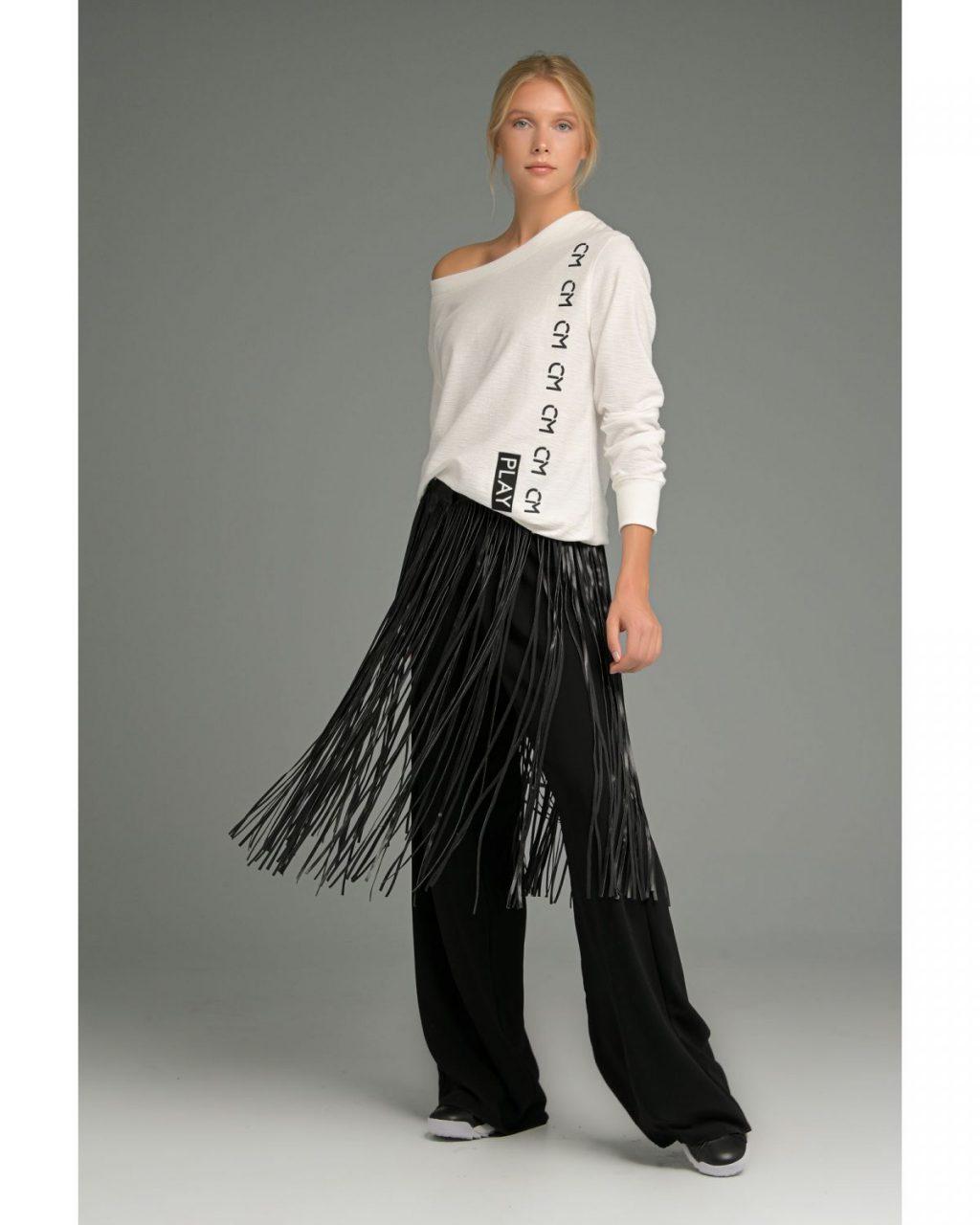 Γυναικεία Ρούχα CManolo Μπλούζα Βαμβακερή CM21533
