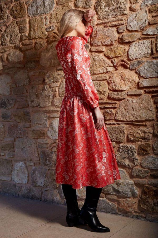 Γυναικεία Ρούχα Cristina Beatiful Life Ginger Φόρεμα