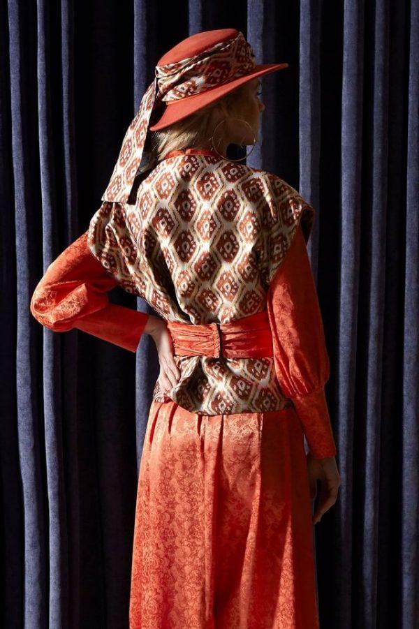 Γυναικεία Ρούχα Cristina Beatiful Life Lilibeth Vest