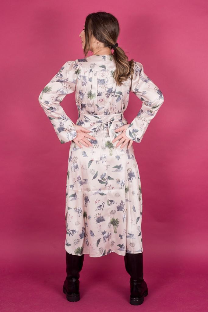 Γυναικεία Ρούχα Cristina Beatiful Life Lois Φόρεμα