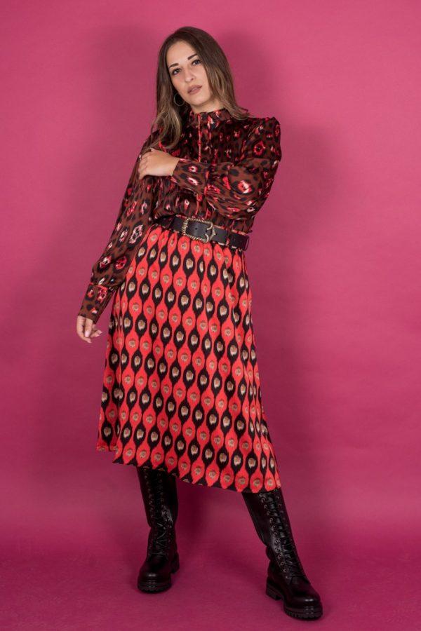 Γυναικεία Ρούχα Cristina Beatiful Life Raisa Φούστα