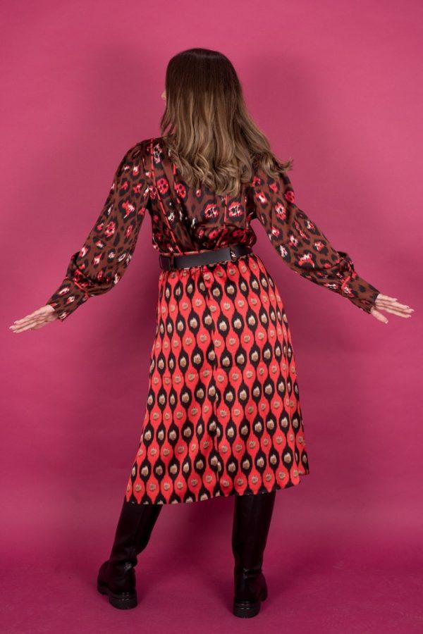 Γυναικεία Ρούχα Cristina Beatiful Life Reese Πουκάμισο