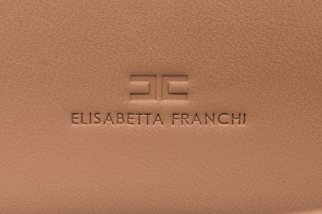 Cross Body - Messenger Bags ELISABETTA FRANCHI Τσάντα Crossbody Μπέζ