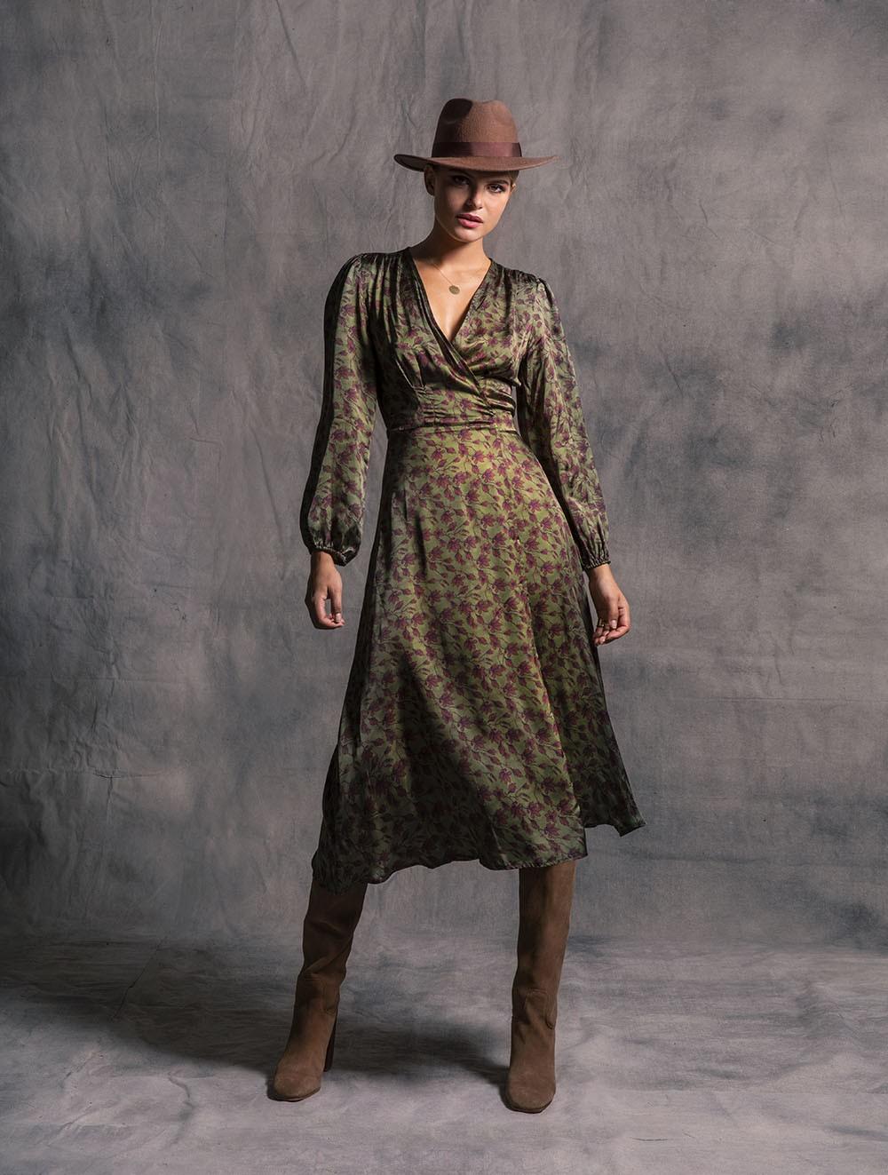 Γυναικεία Ρούχα FOREVERYOUNG STEPHANIE FLORAL DRESS