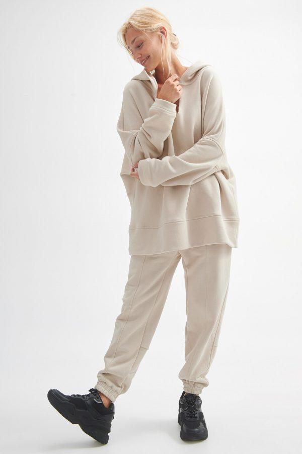 Γυναικεία Ρούχα FOURMINDS ΦΟΥΤΕΡ ΜΕ ΚΟΥΚΟΥΛΑ