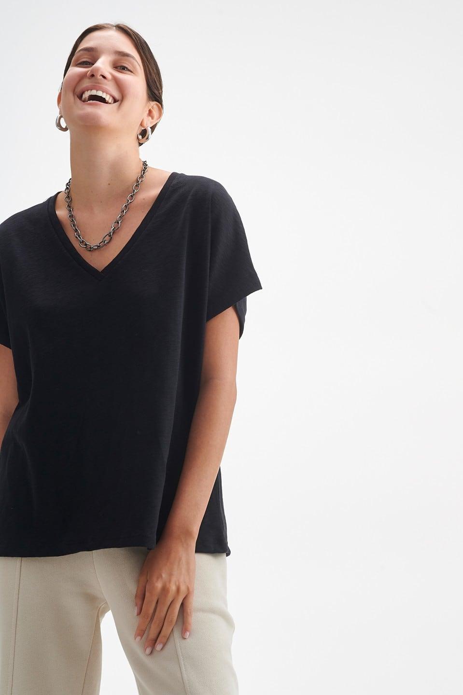 T-Shirts FOURMINDS T-SHIRT ΒΑΜΒΑΚΕΡΟ