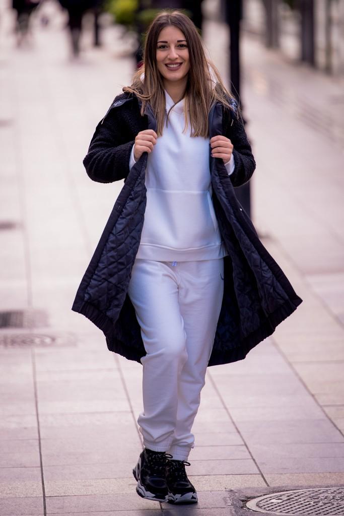 Γυναικεία Ρούχα KENDALL+KYLIE ΠΑΝΩΦΟΡΙ FABRIC MIX