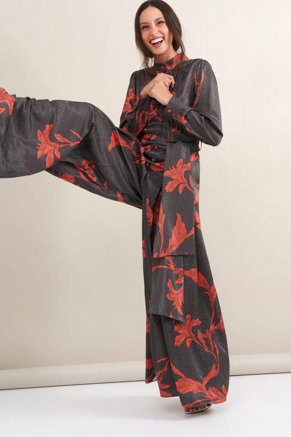 Γυναικεία Ρούχα LACE ΟΛΟΣΩΜΗ ΦΟΡΜΑ ΜΕ PRINT