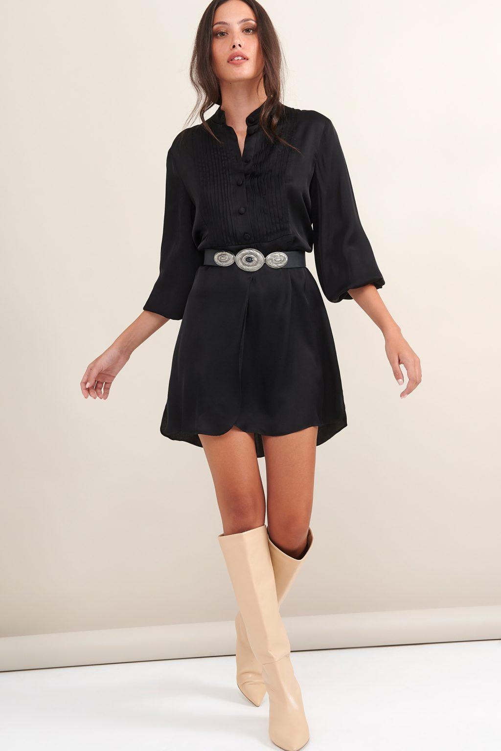 Γυναικεία Ρούχα LACE SHIRTDRESS