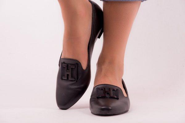 Παπούτσια Mourtzi Δερμάτινα Loafers