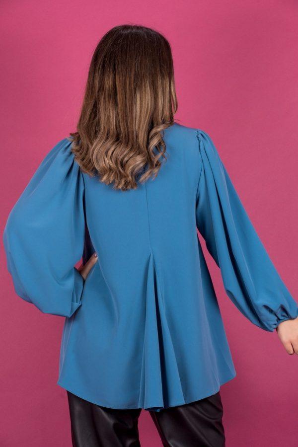 Γυναικεία Ρούχα MY TIFFANY ΠΟΥΚΑΜΙΣΑ BLUE RAF