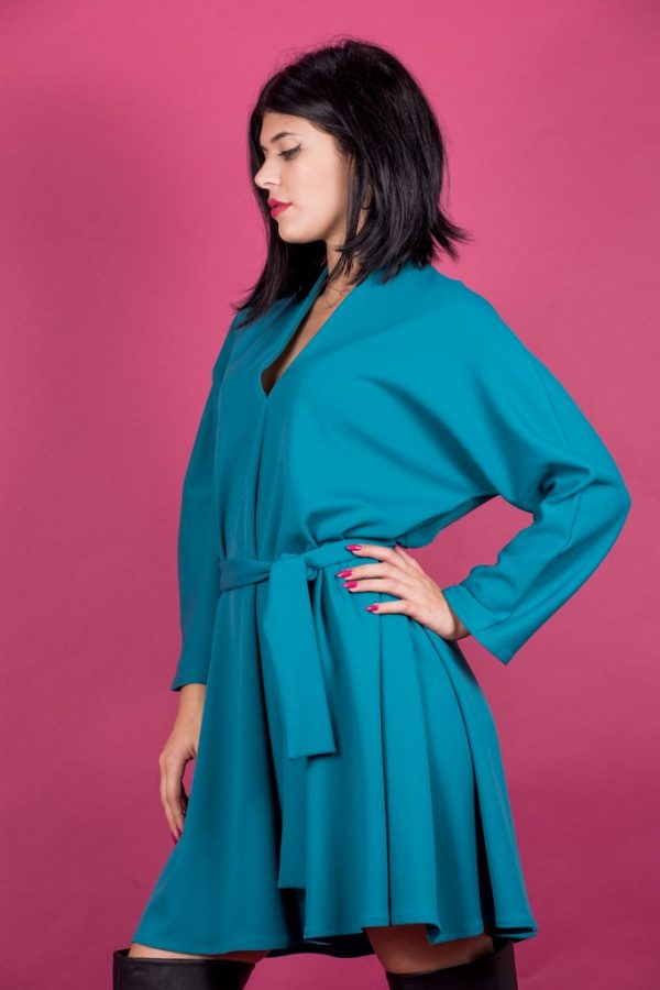 Γυναικεία Ρούχα MY TIFFANY A LINE MINI DRESS