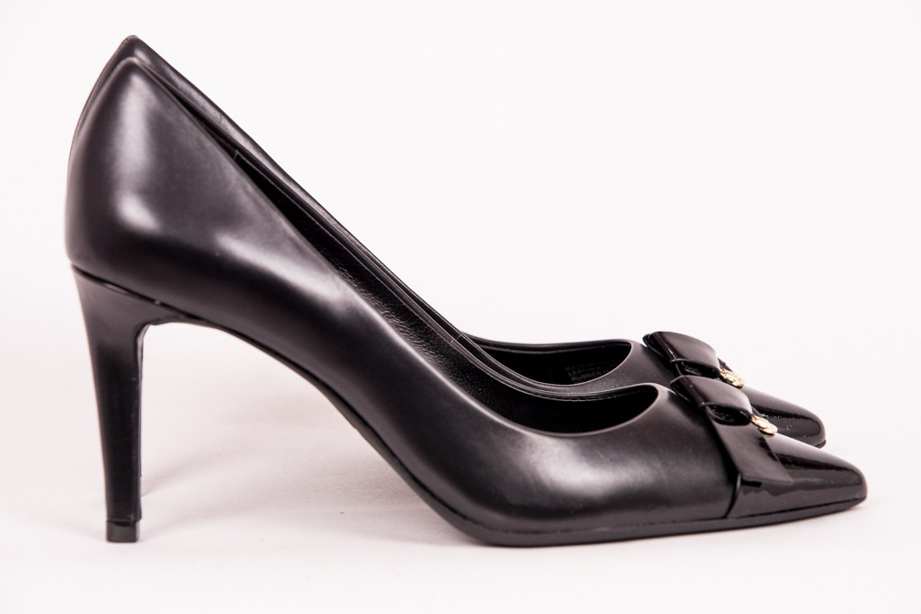 Γόβες Michael Kors Γόβες Mellie Pump Leather Black