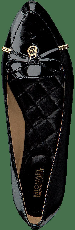 Μπαλαρίνες Michael Kors Μπαλαρίνες Nancy Flat Patent Black