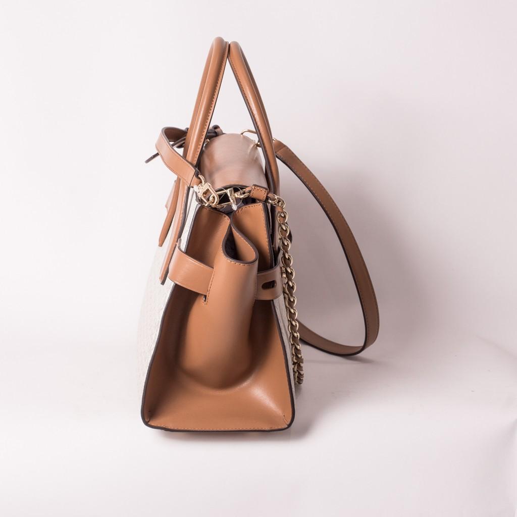 Cross Body - Messenger Bags Michael Kors Carmen Flp Belt Satchel