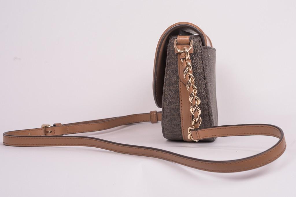 Cross Body - Messenger Bags MICHAEL KORS JET SET CHARM LUGGAGE