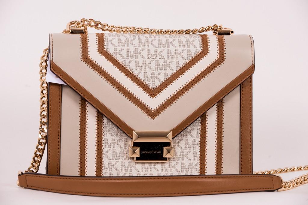 Cross Body - Messenger Bags Michael Kors Whitney Messenger Bag