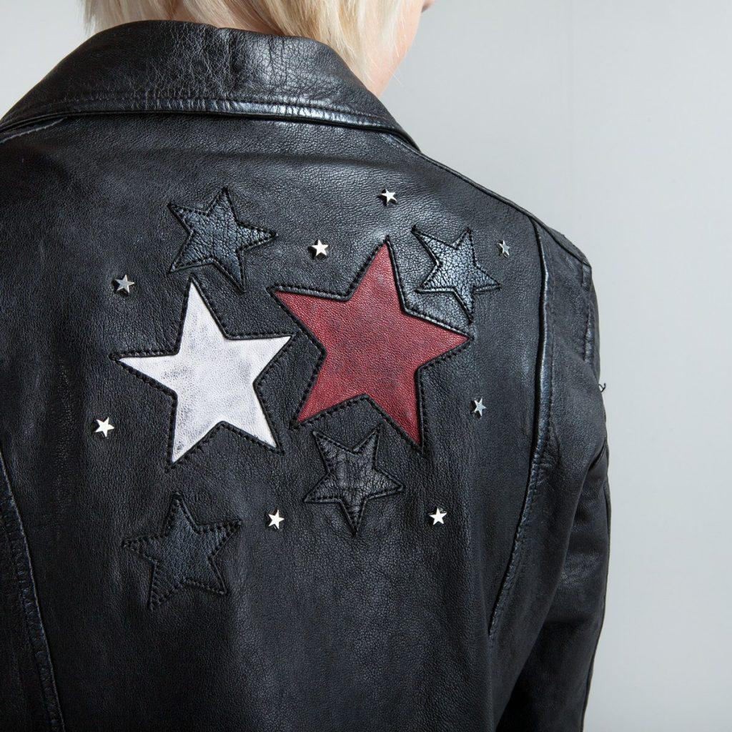 Γυναικεία Ρούχα Oakwood Μπουφάν Με Αστέρια