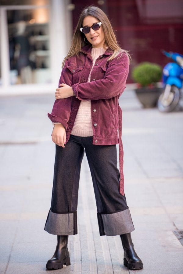 Γυναικεία Ρούχα PINELOPI JEAN CROP