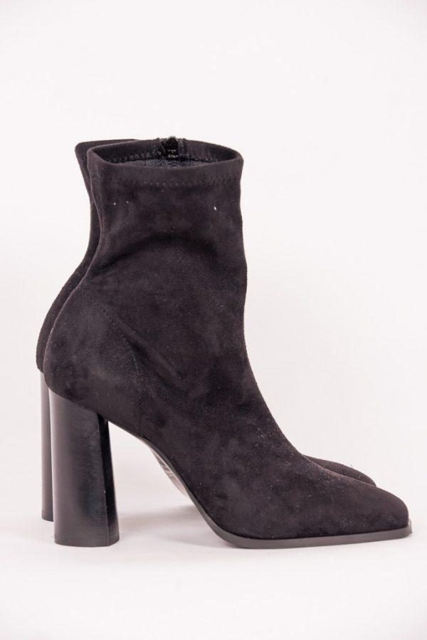 Παπούτσια Sante Μποτάκια – Κάλτσα 20-527