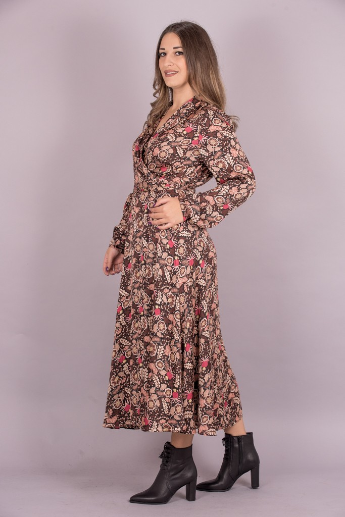 Γυναικεία Ρούχα Scotch&Soda Φόρεμα Floral
