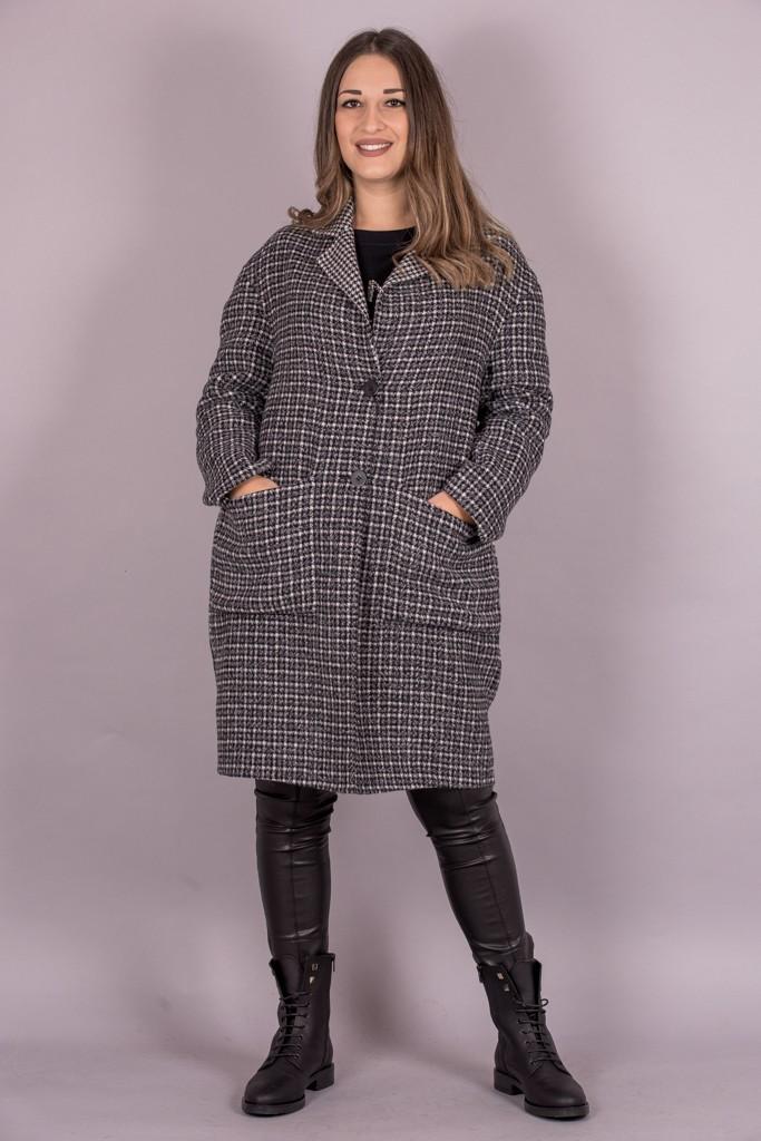 Γυναικεία Ρούχα TWIN-SET ΠΑΛΤΟ DOUBLE FACE