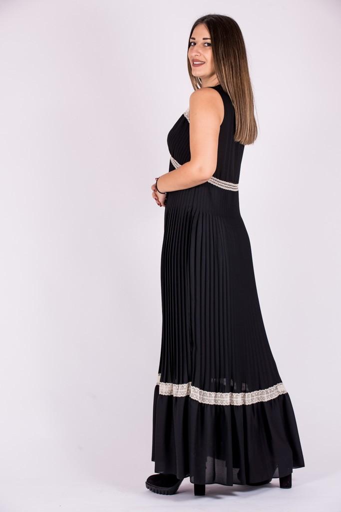 Collection Spring - Summer 2021 TWIN-SET ΦΟΡΕΜΑ BOHO ΠΛΙΣΕ