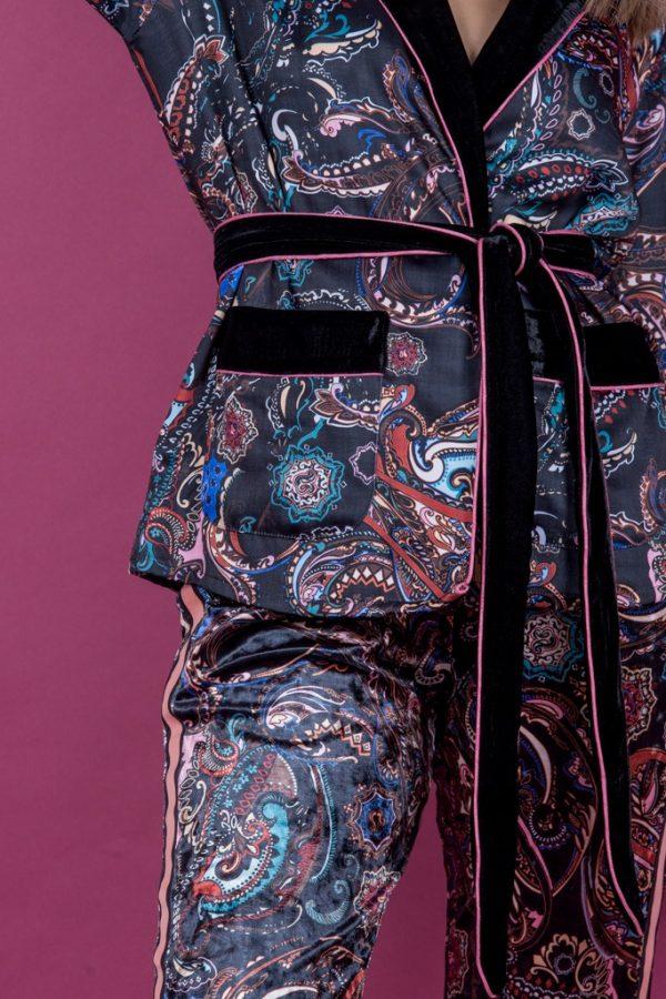 Ρούχα σε Προσφορά TWINS VELVET ΣΑΚΑΚΙ – ΚΙΜΟΝΟ