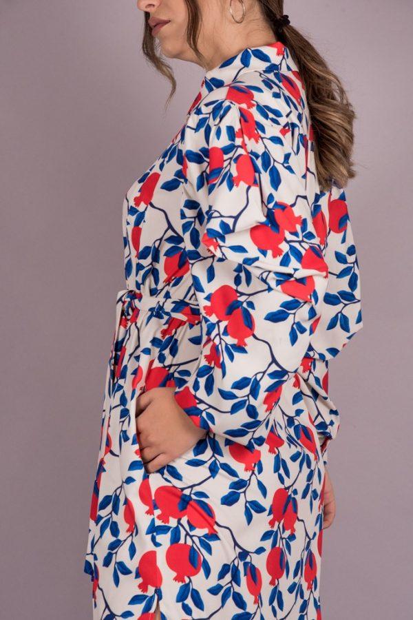 Γυναικεία Ρούχα WE_ARE SHIRTDRESS DRAPE SLEEVES PRINTED