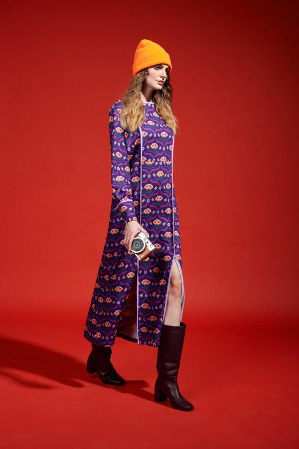 Γυναικεία Ρούχα WE_ARE STRAIGHT LINE DRESS