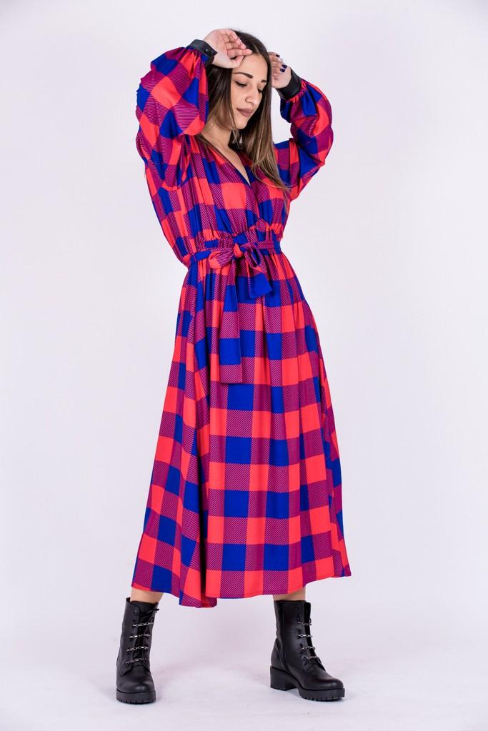 Γυναικεία Ρούχα WE_ARE V NECK LONG DRESS