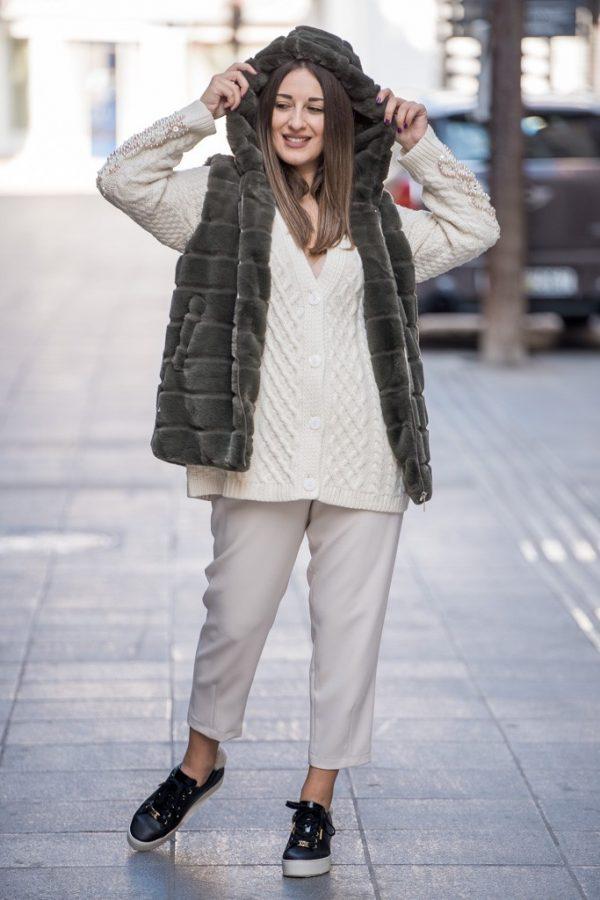 Γυναικεία Ρούχα MY TIFFANY ΠΑΝΤΕΛΟΝΙ ΜΕ ΣΧΕΔΙΟ