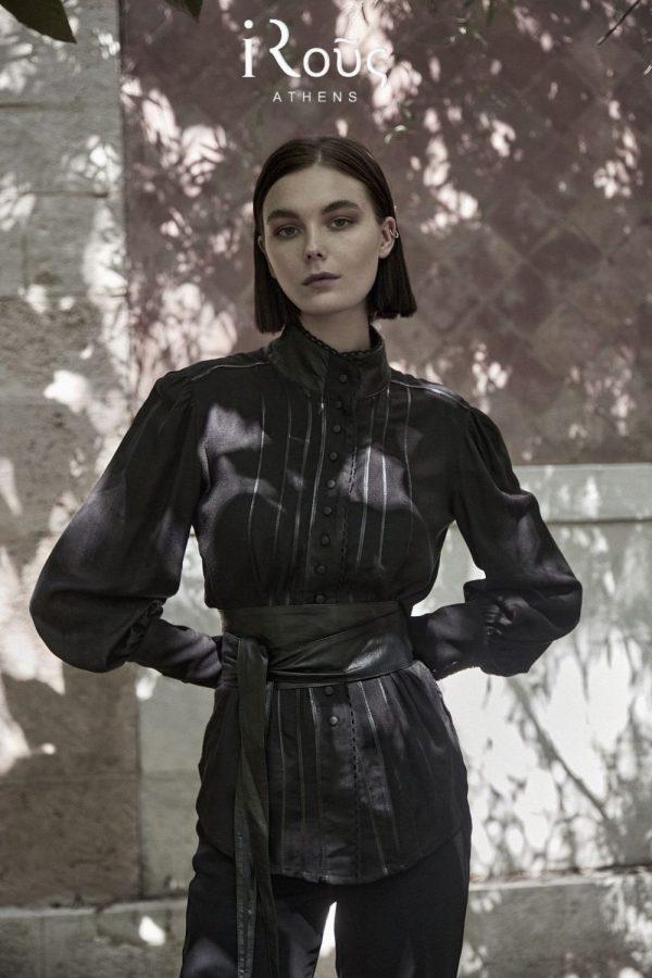 Γυναικεία Ρούχα I-ROUS ΠΟΥΚΑΜΙΣΟ MAO ΓΙΑΚΑ