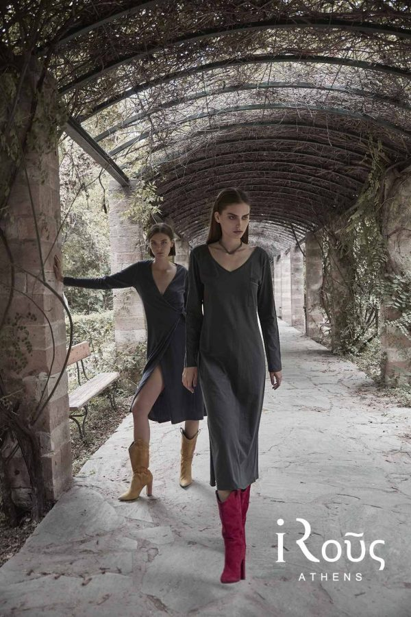 Γυναικεία Ρούχα I-ROUS VELVET ΠΟΥΚΑΜΙΣΟ