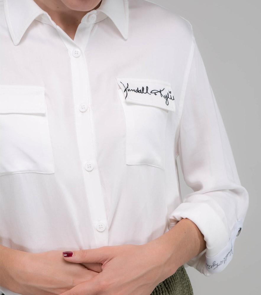 Γυναικεία Ρούχα KENDALL+KYLIE BLOUSE LONG