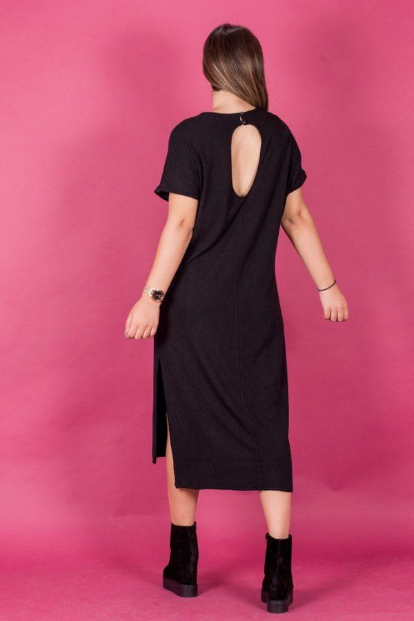 Γυναικεία Ρούχα LOTUS ΦΟΡΕΜΑ MIDI DEPEND