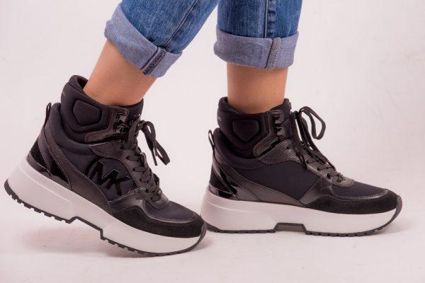 Αθλητικά - Sneakers MICHAEL KORS ASHLYN SNEAKER MINI MK LOGO