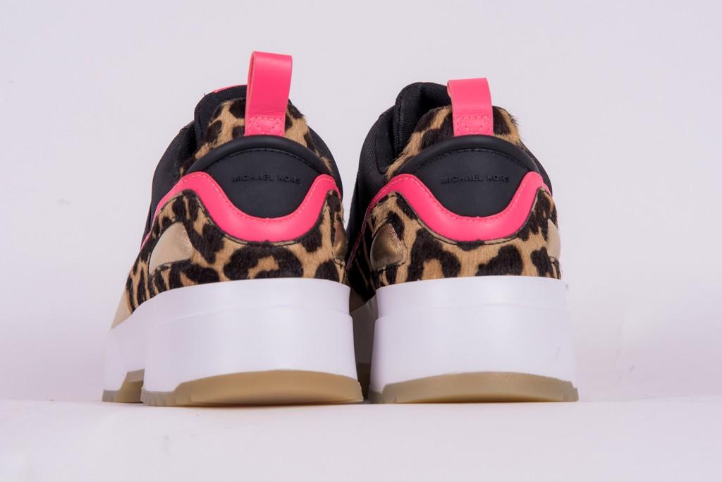 Αθλητικά - Sneakers MICHAEL KORS COSMO SLIP ON CANVAS