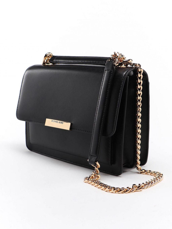 Collection Spring - Summer 2021 MICHAEL KORS JADE M BLACK BAG