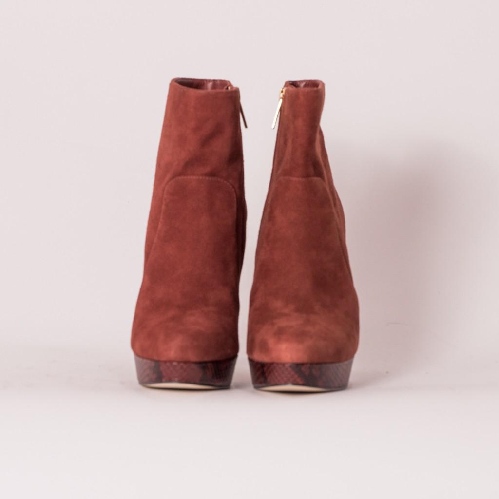 Μπότες - Μποτάκια MICHAEL KORS SABRINA ANKLE BOOT