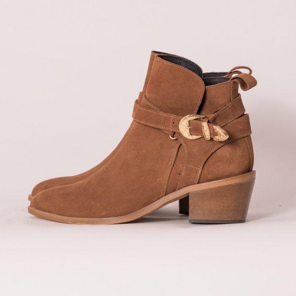 Μπότες - Μποτάκια PARGIANA BOOTIES TABA